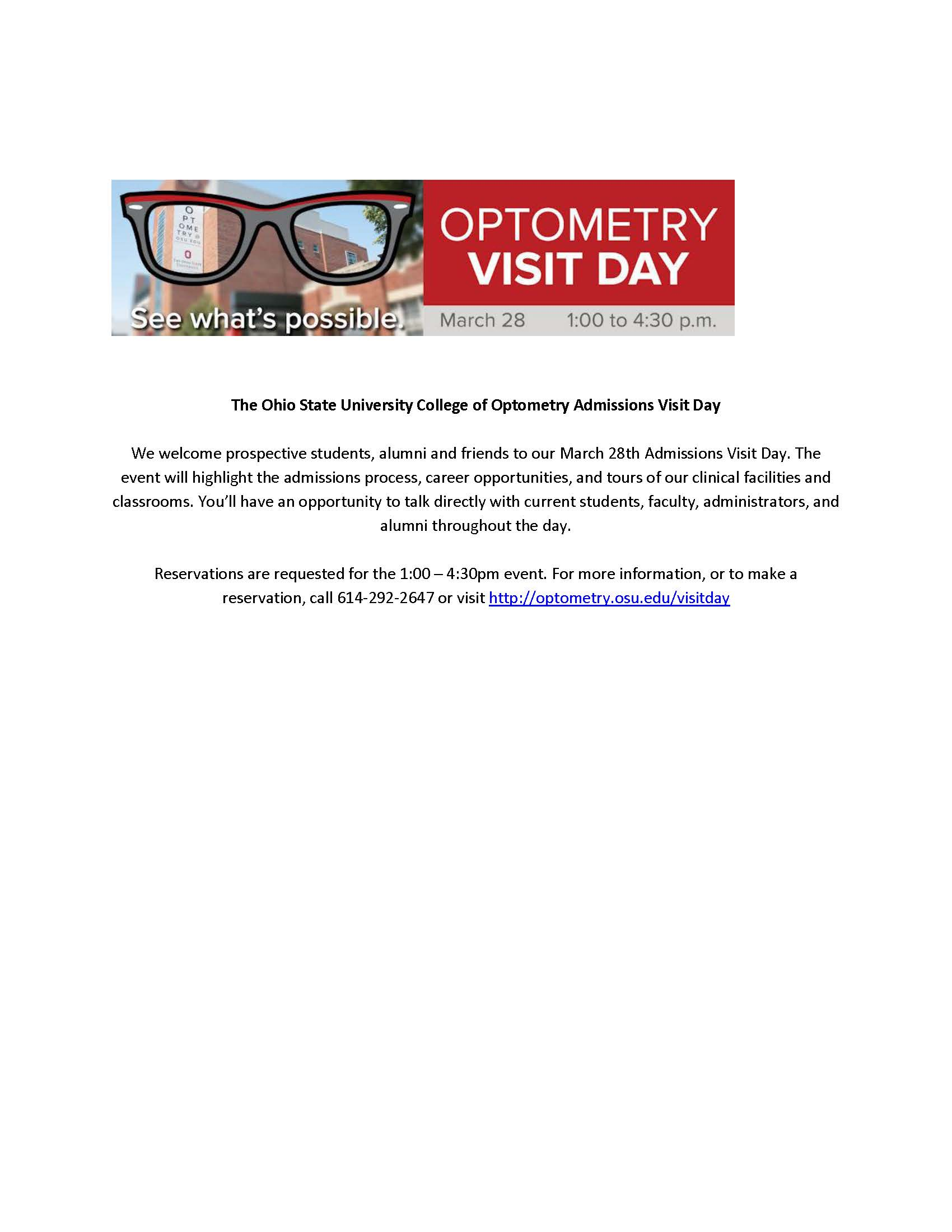 Optometry how to capitalize college subjects