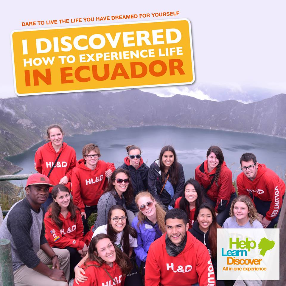 Help, Learn & Discover (ecuaexperience) on Pinterest
